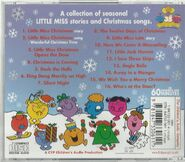 Little Miss Christmas and friends back
