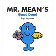 Mr. Mean's Good Deed cover