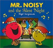Mr. Noisy and the Silent Night cover