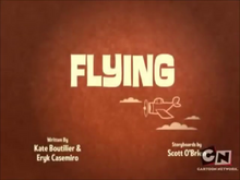 The Mr. Men Show - Flying (Title Card)