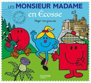 Mr. Men in Scotland (French Cover)