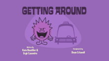 Getting Around Title Card