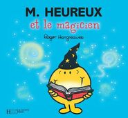 Mr. Happy and the Wizard French Cover