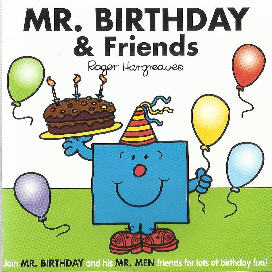 Happy Birthday Mr Men Wiki Fandom Powered By Wikia