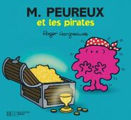 Mr. Jelly and the Pirates French cover