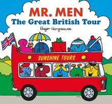 The Great British Tour Cover