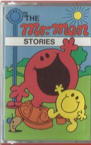The Mr Men Stories cover
