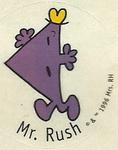 Mr Rush 8A