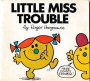 Little Miss Trouble First Edition