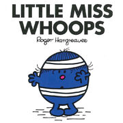 Little Miss Whoops front cover