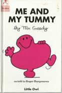 Me and my tummy by Mr. Greedy