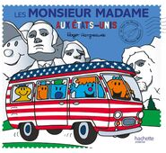 Mr. Men Road Trip French Cover