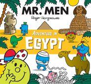 Mr. Men Adventure in Egypt cover