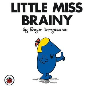 Little Miss Brainy   Mr. Men Wiki   Fandom