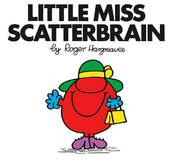 Littlemissscatterbrainbook