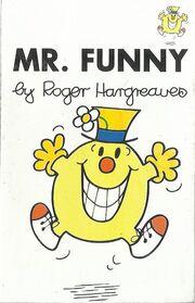 Mr Funny cassette cover