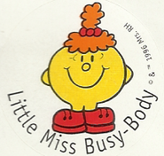 Little Miss Busy-Body 1A