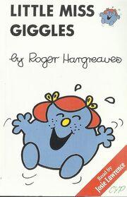 Little Miss Giggles cassette cover