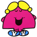 Little miss chatterbox 2A