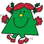 Little Miss Christmas 2A