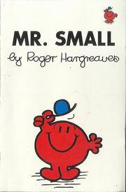 Mr Small cassette cover