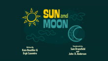 Sun and Moon Title Card