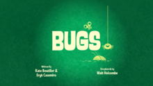 Bugs Title Card