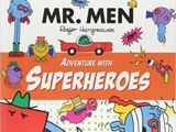Mr. Men - Adventure with Superheroes