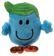 Mr Marvelous plush toy