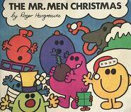 The Mr. Men Christmas 1977 cover