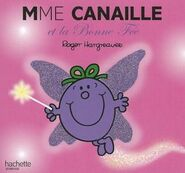 Little Miss Naughty and the Good Fairy French Cover