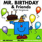 Mr. Birthday and friends cover