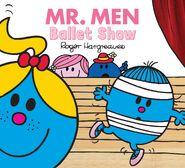 Mr. Men Ballet Show Cover