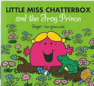 Little Miss Chatterbox and the Frog Prince 1