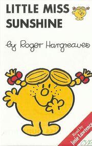 Little Miss Sunshine cassette cover