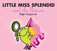 Little Miss Splendid and the Princess cover