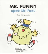 Mr Funny Upsets Mr Fussy recent edition