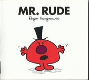Mr Rude Front Cover