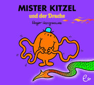 Mr. Tickle and the Dragon (German Cover)