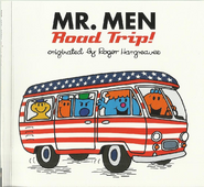 Mr Men Road Trip cover