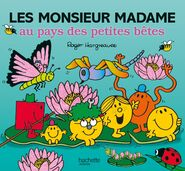 Mr Men adventure with Minibeasts French cover