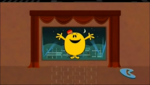 Mr happy usher