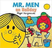 Mr. Men on Holiday cover