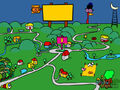 271097-the-adventures-of-mr-tickle-windows-screenshot-the-town-maps.jpg