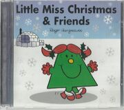 Little Miss Christmas and friends front
