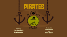 Pirates Title Card