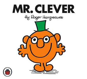Mr. Clever | Mr. Men Wiki | Fandom