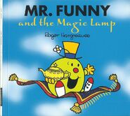Mr Funny and the Magic Lamp 1