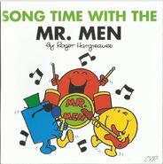 Song Time with the Mr Men (CD Front Cover)