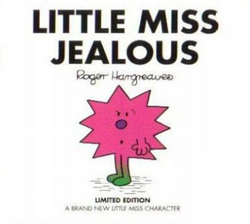 Little Miss Jealous front cover